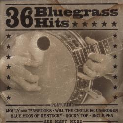 36 Bluegrass Hits