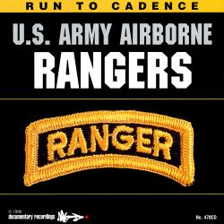 Workout to the Running Cadences U.S. Army Airborne Rangers