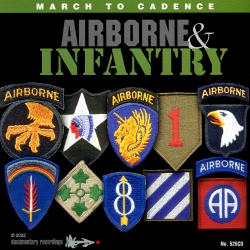 Exercise to the Marching Cadences U.S. Army Airborne & Infantry