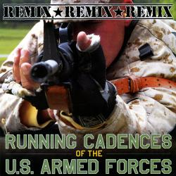 Workout to the Running Cadences U.S. Military (Percussion Added)