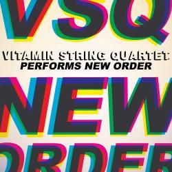 Vitamin String Quartet Performs New Order