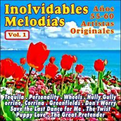 Inolvidables Melodías Vol. I
