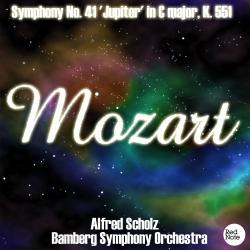 Mozart: Symphony No  41 'Jupiter' in C major, K  551