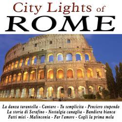 City Lights of Rome
