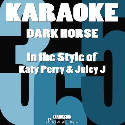 Dark Horse (In the Style of Katy Perry) [Karaoke Version] - Single