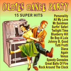 Oldies Dance Party, 15 Super Hits