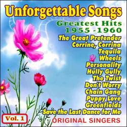 Unforgettable Songs Vol. I - Years 55' 60'