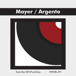 Music of William Mayer & Domenick Argento